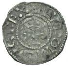 Photo numismatique  MONNAIES ROYALES FRANCAISES LOUIS VI (29 juillet 1108-1er août 1137)  Denier du 2e type, Bourges.