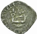 Photo numismatique  MONNAIES BARONNIALES Duché de BRETAGNE CHARLES de BLOIS (1341-1364) Double tournois.