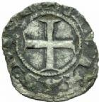 Photo numismatique  MONNAIES BARONNIALES Evéché de DIE ANONYMES (XIIIe siècle) Denier.