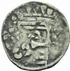 Photo numismatique  MONNAIES BARONNIALES Vicomté de CHÂTEAUDUN ANONYMES (vers 1020-1040) Denier.