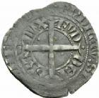 Photo numismatique  MONNAIES BARONNIALES Duché de BOURGOGNE EUDES IV (1315-1349) Gros à la couronne.