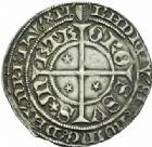 Photo numismatique  MONNAIES BARONNIALES Cité de METZ (Fin XVe - début XVIe siècle) Gros au saint agenouillé, 1406/1415.