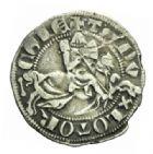 Photo numismatique  MONNAIES BARONNIALES Duché de LORRAINE THIBAUT II (1303-1312). Spadin.