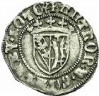 Photo numismatique  MONNAIES BARONNIALES Duché de LORRAINE ANTOINE (1508-1544) 1/2 gros de Nancy.