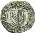 Photo numismatique  MONNAIES BARONNIALES Duché de LORRAINE CHARLES III (1545-1608) Sol ou carolus, Nancy.