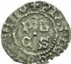 Photo numismatique  MONNAIES BARONNIALES Principauté d'ORANGE PHILIPPE de Hochberg (1478-1482) Double denier.