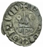 Photo numismatique  MONNAIES ROYALES FRANCAISES PHILIPPE VI DE VALOIS(1er avril 1328-22 août 1350)  Pîte tournois, 6 septembre 1329.