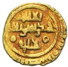 Photo numismatique  MONNAIES MONNAIES DU MONDE ITALIE NORMANDS DE SICILE, Roger Ier (1072-1101) Tari d'or.