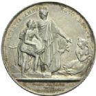 Photo numismatique  MEDAILLES MODERNES FRANÇAISES LOUIS XVIII, 2e restauration (8 juillet 1815-16 septembre 1824)  Canal Saint-Martin.