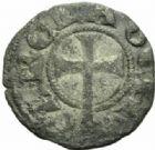 Photo numismatique  MONNAIES BARONNIALES Archevêché d'ARLES ANONYMES (vers 1260-1280) Obole.
