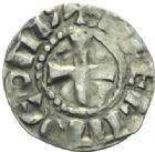 Photo numismatique  MONNAIES BARONNIALES Comté d'AUVERGNE Successeurs de GUILLAUME II (vers 930-980) Denier.