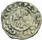 Photo numismatique  MONNAIES BARONNIALES Comté de TROYES (Xe siècle) Obole.