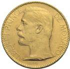 Photo numismatique  MONNAIES MONNAIES DU MONDE MONACO ALBERT Ier (1889-1922) 100 francs or, Paris 1884.