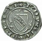 Photo numismatique  MONNAIES BARONNIALES Duché de LORRAINE RAOUL (1329-1346).  1/4 de gros.