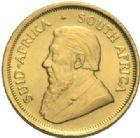 Photo numismatique  MONNAIES MONNAIES DU MONDE AFRIQUE DU SUD République depuis 1960 1/10 de Krugerrand or, 1984.