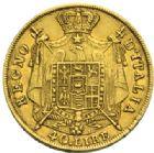 Photo numismatique  MONNAIES MODERNES FRANÇAISES NAPOLEON Ier, roi d'Italie (1805-1814)  40 lire or, Milan 1814.