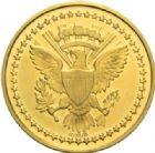Photo numismatique  MEDAILLES MONNAIES DU MONDE ÉTATS-UNIS d'AMÉRIQUE du NORD J.F. Kennedy (1917-1963) Médaille or.