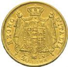 Photo numismatique  MONNAIES MODERNES FRANÇAISES NAPOLEON Ier, roi d'Italie (1805-1814)  20 lire or, Milan 1812.