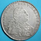 Photo numismatique  MONNAIES MONNAIES DU MONDE ALLEMAGNE SAXE, Frédéric-Christian électeur (1763) Thaler de 1763.