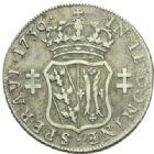 Photo numismatique  MONNAIES BARONNIALES Duché de LORRAINE FRANCOIS III (1729-1736) Teston, 1736.
