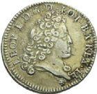 Photo numismatique  MONNAIES BARONNIALES Duché de LORRAINE LEOPOLD Ier (1690-1729) Teston, 1718.