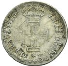 Photo numismatique  MONNAIES BARONNIALES Duché de LORRAINE LEOPOLD Ier (1690-1729) 1/2 teston, 1710.