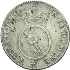 Photo numismatique  MONNAIES BARONNIALES Duché de LORRAINE LEOPOLD Ier (1690-1729) Teston, 1710.