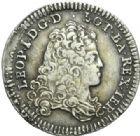 Photo numismatique  MONNAIES BARONNIALES Duché de LORRAINE LEOPOLD Ier (1690-1729) 1/2 teston, 1709.