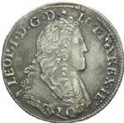 Photo numismatique  MONNAIES BARONNIALES Duché de LORRAINE LEOPOLD Ier (1690-1729) 1/2 teston, 1704.