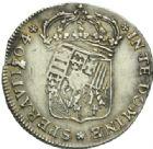 Photo numismatique  MONNAIES BARONNIALES Duché de LORRAINE LEOPOLD Ier (1690-1729) Teston, 1704.