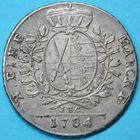 Photo numismatique  MONNAIES MONNAIES DU MONDE ALLEMAGNE SAXE, Frédéric-Auguste III électeur (1763-1806) Thaler de Dresde 1784.