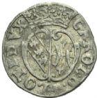 Photo numismatique  MONNAIES BARONNIALES Duché de LORRAINE CHARLES IV (1626-1634) Gros, Nancy.