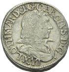 Photo numismatique  MONNAIES BARONNIALES Duché de LORRAINE  Teston du 1er règne, Nancy 1626.
