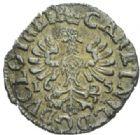 Photo numismatique  MONNAIES BARONNIALES Duché de LORRAINE CHARLES et NICOLE (1624-1625) 1/2 gros, Nancy.