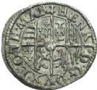 Photo numismatique  MONNAIES BARONNIALES Duché de LORRAINE HENRI II (1608-1624) 1/2 gros, Nancy 1624.