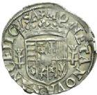 Photo numismatique  MONNAIES BARONNIALES Duché de LORRAINE CHARLES III (1545-1608) 1/4 de teston, Nancy sans date.