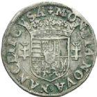 Photo numismatique  MONNAIES BARONNIALES Duché de LORRAINE CHARLES III (1545-1608) Teston, Nancy sans date.