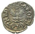 Photo numismatique  MONNAIES BARONNIALES Duché de LORRAINE CHARLES III (1545-1608) Denier, avant 1574.