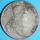 Photo numismatique  MONNAIES MONNAIES DU MONDE ALLEMAGNE SAXE, Frédéric-Auguste III électeur (1763-1806) Thaler de Dresde 1796.