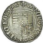 Photo numismatique  MONNAIES BARONNIALES Duché de LORRAINE RENE II (1473-1508) Gros, Nancy.