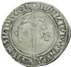 Photo numismatique  MONNAIES BARONNIALES Duché de LORRAINE RENE Ier (1419-1480) Gros, Saint-Mihiel.