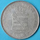 Photo numismatique  MONNAIES MONNAIES DU MONDE ALLEMAGNE SAXE, Frédéric-Auguste III roi de Saxe (1806-1827) Thaler de Convention de Dresde 1827.