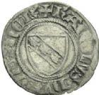 Photo numismatique  MONNAIES BARONNIALES Duché de LORRAINE CHARLES II (1390-1431) Double denier, Sierck.