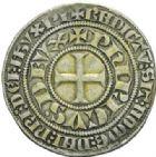 Photo numismatique  MONNAIES BARONNIALES Duché de LORRAINE FERRI IV (1312-1329) Gros tournois.