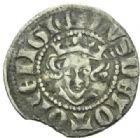 Photo numismatique  MONNAIES BARONNIALES Duché de LORRAINE FERRI IV (1312-1329) Esterlin.