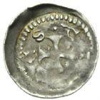 Photo numismatique  MONNAIES BARONNIALES Duché de LORRAINE FERRI III (1251-1303) Denier, Sierck.