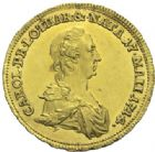 ANCIEN REGIMELORRAINEJeton d'or, 1773.