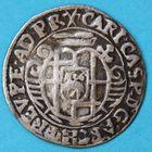 Photo numismatique  MONNAIES MONNAIES DU MONDE ALLEMAGNE TRÈVES, Ch. Gaspard de Leye (1652-1676) 4 pfennig.