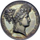 Photo numismatique  ARCHIVES VENTE 2014 -Coll J P Dixméras MÉDAILLES ET JETONS DEPUIS LA RESTAURATION BELGIQUE 1713- Exposition de Gand, 29 mars 1868.
