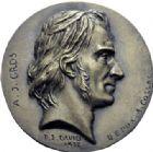 Photo numismatique  ARCHIVES VENTE 2014 -Coll J P Dixméras MÉDAILLES ET JETONS DEPUIS LA RESTAURATION DAVID D'ANGERS 1708- Baron Antoine Jean Gros.